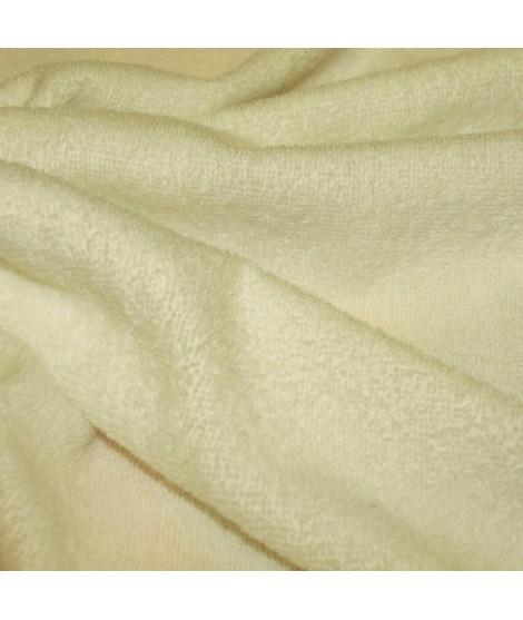 Tissu Bambou Mono face Ecru